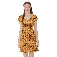 African Pattern Dress Stunning African Pattern Dress Amazon