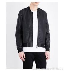 coats jackets 6w1c6gs14403424 topman mens faux leather er jacket er jackets