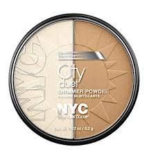 makeup show amazingly highlighter bronzer duo from nyc new york color influenster loveee bronzer