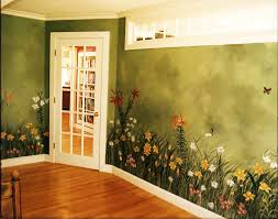On The Wall Painting 66 Best Flowers Grew On The Walls Images On Pinterest Home
