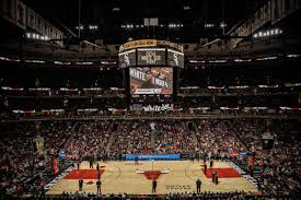 Chicago Bulls Celebrate White Sox Night Chicago Bulls