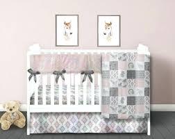 image 0 horse crib bedding seahorse set baby girl quilt
