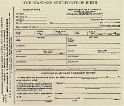 Pictures Of Blank Birth Certificates Delectable Birth Certificate For Cruz's Mother Is Not Acceptable Is Not