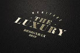 Free Logo Mockup Free Luxury Logo Mockup Creativetacos