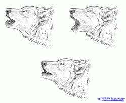 white wolf howling drawing. Modren Wolf Drawn Wolf Mouth To White Wolf Howling Drawing