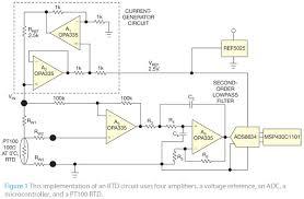designing temperature sensors part three rtds edn designing temperature sensors part three rtds figure 1