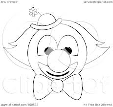 Small Picture Royalty Free RF Clipart Illustration of a Coloring Page Outline