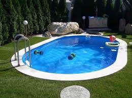 Happy Pool Ovaal Metalen Zwembad 486 X 250 Cm Hoogte 120cm