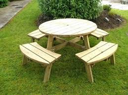 round picnic table plans round picnic table plans 3 luxury round picnic table plans amazing how
