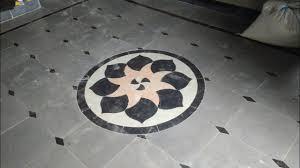 Kadappa Stone Flooring Designs Tandur Flooring And Design Flowers Youtube