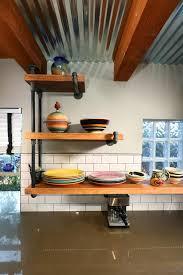 Rustic Industrial Kitchen Great Casa Home Design With Modern Decoration In Hallway Interior
