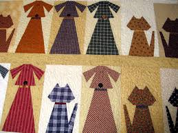 Dog Quilt Patterns Fascinating LIFE WITH LYNN My Handmade Dog 'n' Cat Quilt