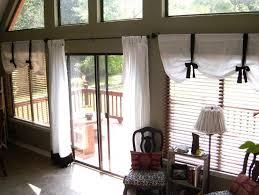 full size of door design hanging curtain over french door horizontal blind for sliding glass