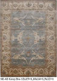 details about india hand knotted oushak persian oriental wool carpet area rug rugs kaleen hali