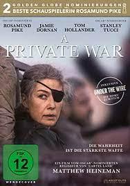 A Private War DVD jetzt bei Weltbild.de online bestellen
