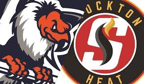 bakersfield condors vs stockton heat opening night 2 beers tickets at rabobank arena