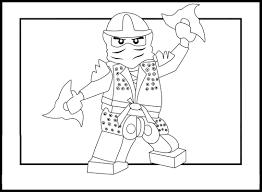 Ninjago #24087 (Cartoons) – Printable coloring pages