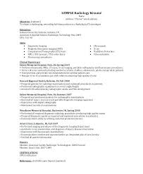 Sample Resume For Radiologic Technologist Philippines Best of Resume Example For Radiologic Technologist Resume Example For