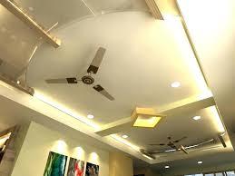 two fan ceiling fan false ceiling design for living room with two fans ceiling fan not two fan ceiling