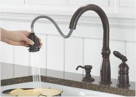 Delta Classic Kitchen Faucet Delta 955 Dst Victorian Single Handle Pull Down Kitchen Faucet