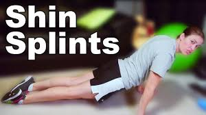 shin splints stretches exercises
