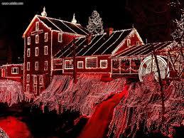 Clifton Mill Christmas Lights Christmas At Clifton Mill Clifton Oh Clifton Mill
