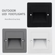 waterproof outdoor wall light led stair