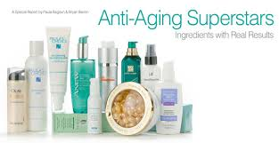 real anti aging products