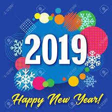 happy new year 2019 photo frames