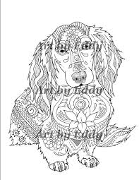 Dachshund Drawing At Getdrawingscom Free For Personal Use