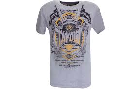 Tapout Clothing Size Chart T Shirt Grey Respect Tapout Dragonsports Eu