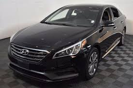 hyundai sonata limited 2015 black. 2015 hyundai sonata sport 4d sedan in charlotte nc scott clark honda limited black