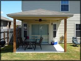 how to build a covered patio attached to a house retractable deck shade patio overhang cost