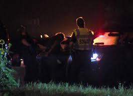 Crime: Police: Driver flees, returns after striking pedestrian who ...