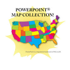 editable us map powerpoint powerpoint map collection usa us states continents counties