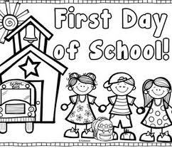 free back to school coloring pages preschool printable welcome for second 1224