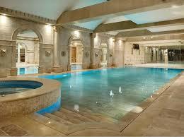 Luxury Mansion Indoor Swimming Pool  Elegant ...