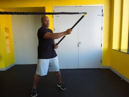 high intensity interval with the trx rip trainer