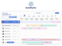 Autoshyfter Shift Scheduling Web App By Tarek Younes On