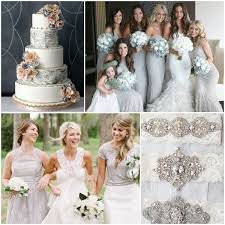 wedding theme silver. Weddings by Color Shades of Silver White Wedding Philippines