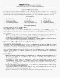 Department Supervisor Resume New Security Guard Supervisor Resume