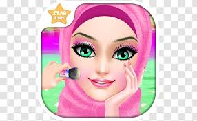 royal princess makeover hijab wedding