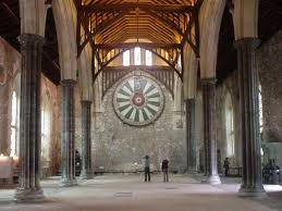 basilica in round table of king arthur
