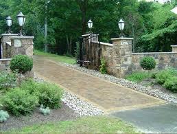 How To Maintain A Gravel Driveway  Stone Driveway Ideas Backyard Driveway Ideas