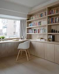 designing home office. Large Window Brings In Ample Natural Light Into The Home Office [Design:  Hoo Interior Design \u0026 Styling] Designing F
