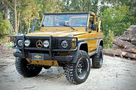 Result was even in the mid 90s a new g wagon would run you $100k easily. 1990 Mercedes Benz G Class Wolf Soft Top Suv Uncrate