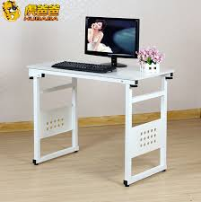 A New Factory Direct Desktop Computer Desk Laptop Table Folding Simple  One Machine Home Office