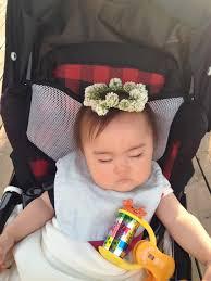 月齢髪質別ベビーのヘアアレンジ帽子ヘアバンドクリップゴム