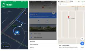 Google Maps V4 9 For Ios Brings New Night Mode Ability To Label