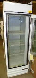 used beverage air 1 door merchandising freezer cf 24 1
